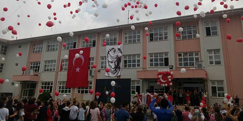 2017 - 2018 Eğitim Öğretim Yılı İlk Günümüz...