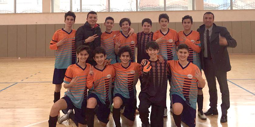 Esentepe Futsal'da Konya 2.'si...