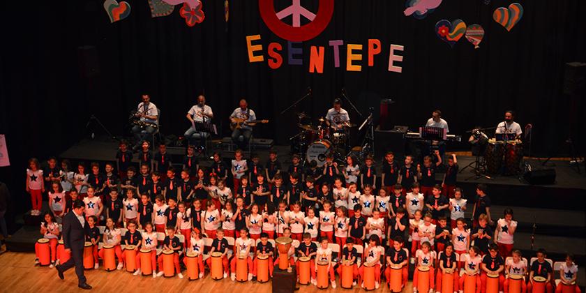 23 Nisan Ulusal Egemenlik ve Çocuk Bayramını Coşkuyla Kutladık...