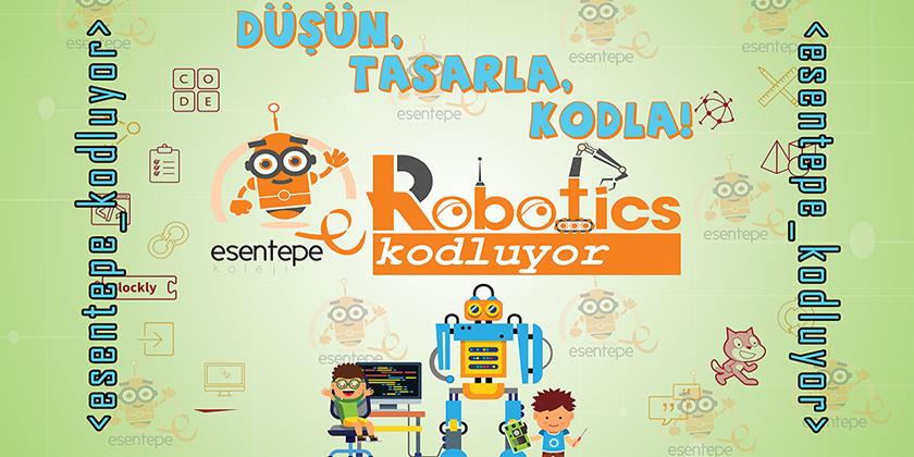 Robotik Kodlama Kulübü Proje Türkçe ve İngilizce Sunumları