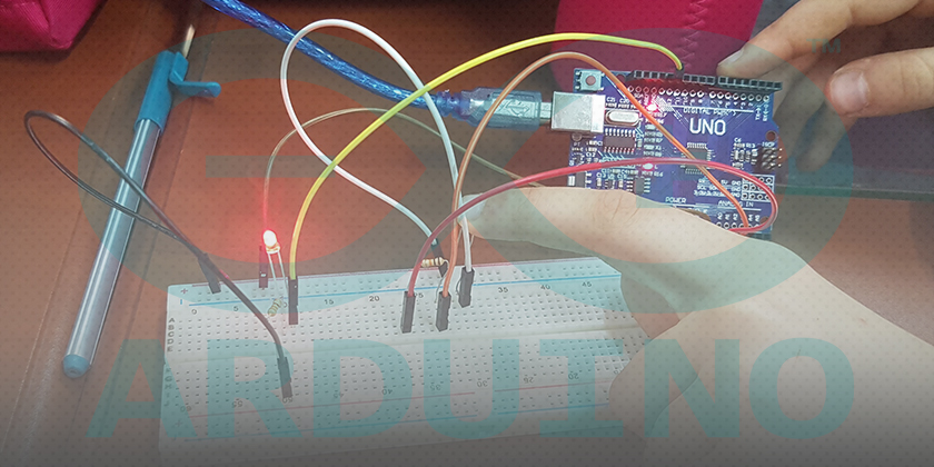 6. Sınıflar Karanlıkta Yanan Led Işık Projesi Yaptılar...