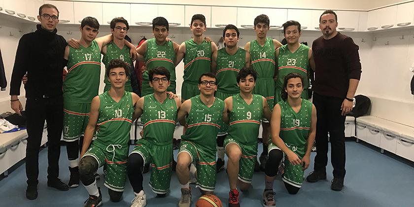 Okullar Arası Basketbol Müsabakasına Galibiyetle Başladık...