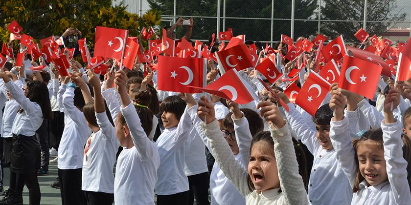 29 Ekim Cumhuriyet Bayramımızı Coşkuyla Kutladık...