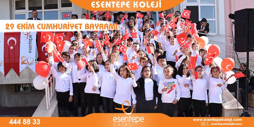 Cumhuriyet Bayramımızın 96. Yılını Coşkuyla Kutladık...